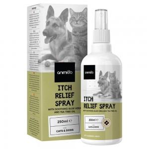 Spray Para la Dermatitis - Alivio del Picor de Piel - Animigo