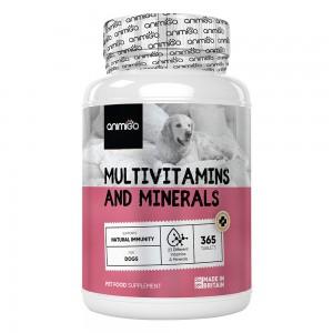 Multivitaminas y Minerales para Perros - Animigo